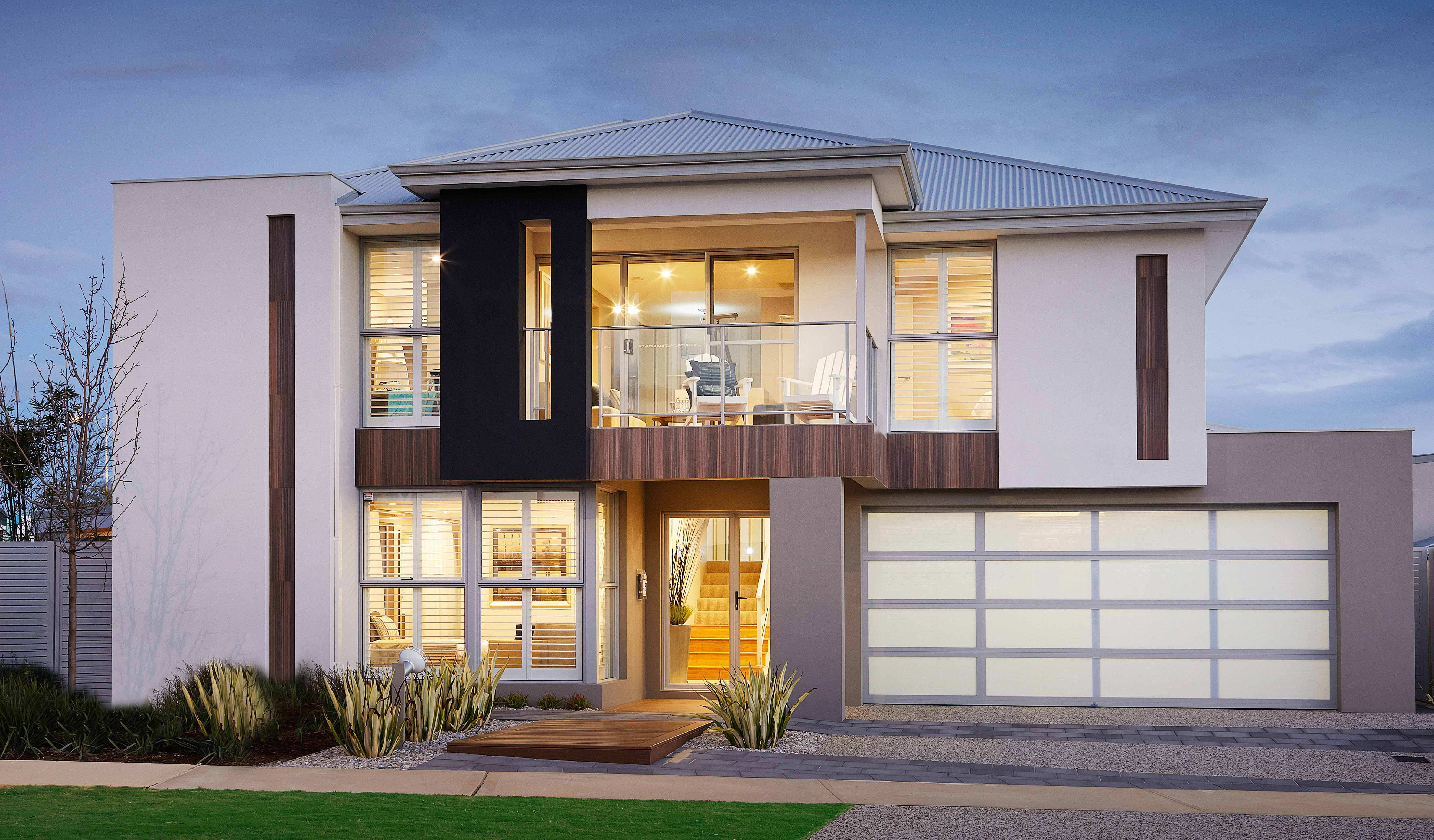 Two Storey Homes Are Are Plentiful Alongside Perth Metro Beaches